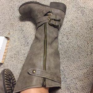 Madden Girl Boots 🌙